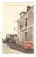 CPA 78 SAINT ARNOULT Gendarmerie Rue De La Fontaine - St. Arnoult En Yvelines