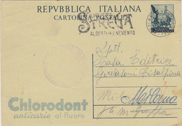 Targhette Pubblicitarie - Benevento - Liquore STREGA - Publicité