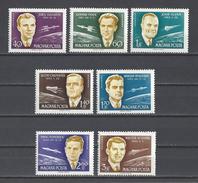 HONGRIE . YT PA 243/249 Neuf ** Conférence Sur L'astronautique à PARIS 1962 - Poste Aérienne