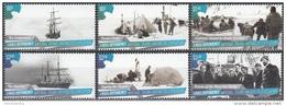 Ross Depency 2015 100 Ans Expedition Trans-Antarctique Neuf ** - Dépendance De Ross (Nouvelle Zélande)