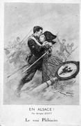 EN ALSACE - Le Vrai Plébiscite Par Georges Scott - Guerre 1914-18