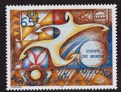 Wallis & Futuna (Sc# 552), MNH, (Set Of 1) World Cup  (2002)2s - Guam