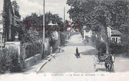 (77) Nemours - La Route De Larchant - 2 SCANS - Nemours