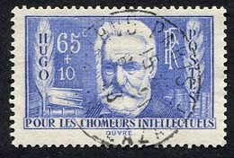 France N°383 Oblitéré, Qualité Superbe - France