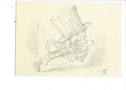 16352 - Alice's Adventures In Wonderland The Mad Hatter 258-008 - Peintures & Tableaux
