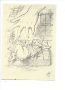 16355 - Alice's Adventures In Wonderland A Crash Of Broken Glass 258-002 - Peintures & Tableaux