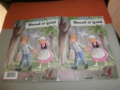 """PETIT LIVRE ILLUSTRE PAR JEANNE LAGARDE  """" HANSEL ET GRETEL """" EDITIONS HEMMA """"NOS BEAUX CONTES"""" - Livres, BD, Revues"""