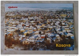 VILLE DE DJAKOVICA - GJAKOVA HIVER NEIGE - Kosovo