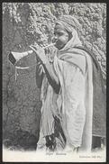 """Maroc : """"Négro Musicien"""" (circa 1915) CP Neuve - Non Classés"""
