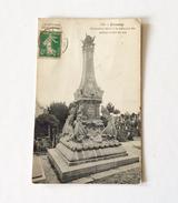 Fécamp - Monument élevé à La Mémoire Des Marins Morts En Mer. - Fécamp