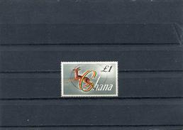 GHANA 1961 Gazelle CTO - Postzegels