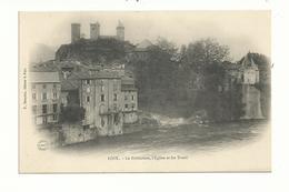 """CP.. Précurseur """" Photo édition"""" ,neuve,dos Réservé à L'adresse ...FOIX... ( 09  )............à Voir - Foix"""