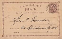 DR Ganzsache K1 Berlin P.E.Nr.42   26.7.73 - Deutschland