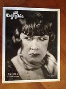 """FREHEL """" Columbia"""" - Célébrités"""