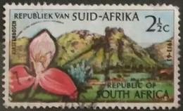 SUDAFRICA - AFRICA DEL SUR 1963 The 50th Anniversary Of Kirstenbosch Botanic Gardens, Cape Town. USADO - USED. - África Del Sur (1961-...)