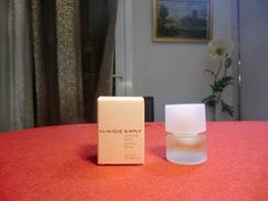 CLINIQUE SIMPLY - PARFUM 4 ML De CLINIQUE - Mignon Di Profumo Donna (con Box)