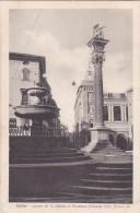 Udine - Leone Di S. Marco E Fontana - Piazza Vitt. Eman. II) (14500) * 15. VI. 1932 - Udine