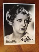 """MIREILLE  """" Columbia"""" - Célébrités"""