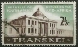 SUDAFRICA - AFRICA DEL SUR 1963 First Meeting Of Transkei Legislative Assembly. USADO - USED. - África Del Sur (1961-...)