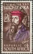 SUDAFRICA - AFRICA DEL SUR 1964 The 400th Anniversary Of The Death Of Calvin. USADO - USED. - África Del Sur (1961-...)
