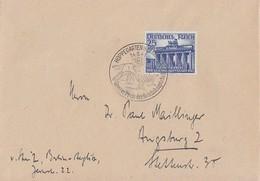DR Brief EF Minr.803 SST Hoppegarten 14.9.41 - Deutschland
