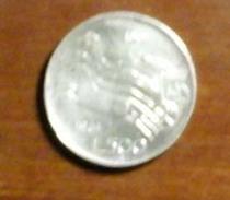 £. 500 Centenario Unità D'Italia - 1961 - 500 Lire