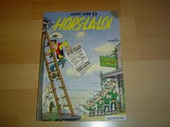 LUCKY LUKE / N° 6 / HORS-LA-LOI / EDITION BROCHEE - Lucky Luke