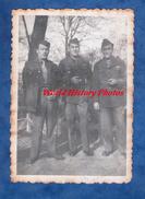 Photo Ancienne - Portrait De Militaire Parachutiste / Para - Voir Uniforme , Patch - Guerra, Militari
