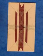 Calendrier Livret Publicitaire - 1931 - AU PRINTEMPS , Paris - Publicité - Art Déco - Calendriers