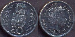 New Zealand 20 Cents 2006 UNC - Nouvelle-Zélande