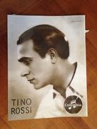 """TINO ROSSI """" Columbia"""" - Célébrités"""