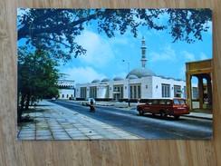 CPA QATAR : Grand Mosque, DOHA, Cars, - Qatar