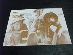 Soldati Con Mitragliatrice NELLA BATTAGLIA DI EL ALAMEIN 1992 50° ANNIVERSARIO - Guerra 1939-45