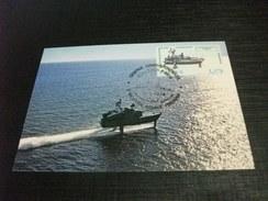 STORIA POSTALE FRANCOBOLLO ITALIA NAVE SHIP ALISCAFO SPARVIERO CANNONIERA - Guerra