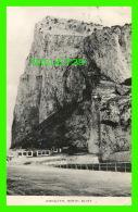 GIBRALTAR - GIBRATER, NORTH BLUFF - CIRCULÉE EN 1927 - UNDERWOOD PRESS SERVICE - - Gibraltar