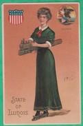 Etats Unis - State Of Illinois - Etats-Unis