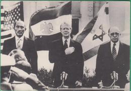 Etats Unis - Washington 20.03.1979 - Peace Treaty Israel - Egypt - Traité De Paix Israélo - Egyptien - Présidents