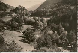 CPA-1955-05-CHATEAU QUEYRAS-La VALLEE-TBE - France