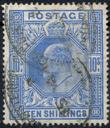 Stamp GB 1902  Lot#13 - Used Stamps