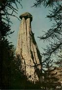 CPA-1960-05-LE QUEYRAS-La DEMOISELLE COIFFEE De MOLINES-TBE - France