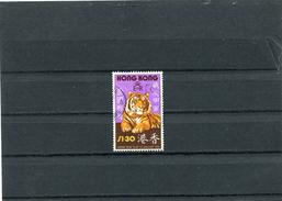 HONG KONG 1974 Tiger CTO. - 1997-... Speciale Bestuurlijke Regio Van China