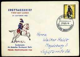 39632) Berlin - Michel 131 - FDC - Tag Der Briefmarke 55 - Berlin (West)