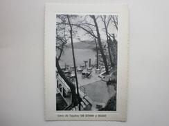 Postcard Latteria Alla Cappelletta SAN GIOVANNI Di BELLAGIO Lombardia Italy My Ref B2569 - Como