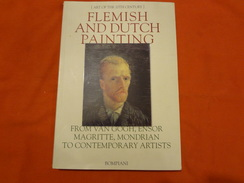 Flemish And Dutch Painting - From Van Gogh, Ensor Magritte, Mondrian To Contemporary Artists - Beaux-Arts
