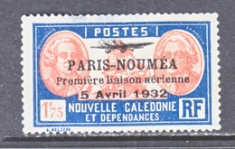 NEW  CALEDONIA  202  * - Unused Stamps