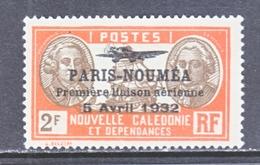 NEW  CALEDONIA  203  * - Unused Stamps