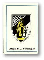Vitória S. C. - 1985 Pocket Calendar - Futebol - Soccer - Football - Guimarães Portugal - Calendriers