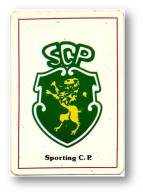 Sporting C. P. - 1985 Pocket Calendar - Futebol - Soccer - Football - Lisboa Portugal - Calendriers