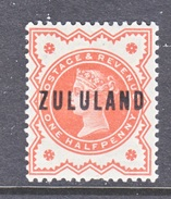 ZULULAND  1  * - South Africa (...-1961)