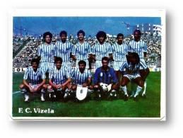 F. C. Vizela - 1985 Pocket Calendar - Futebol - Soccer - Football - Portugal - Calendriers